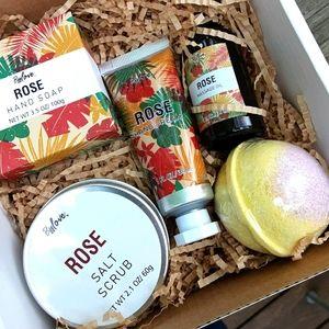 Rose Beauty Box
